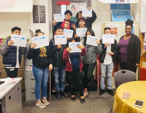 CIS of Atlanta School Tackles Youth Vaping Issue