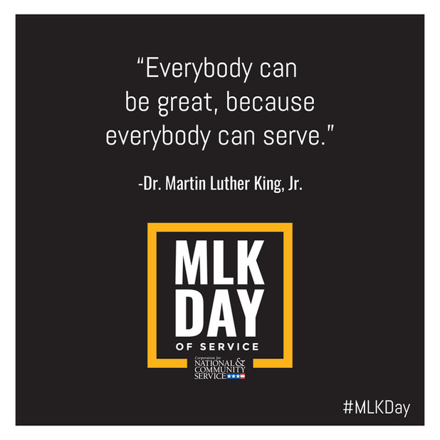 2020 MLK Day Observance