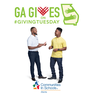 GA Gives Giving Tuesday - Jalen & Torian