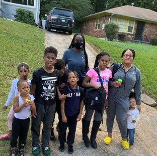 CIS of Atlanta Site Coordinator Provides Financial Assistance Following a Family Tragedy