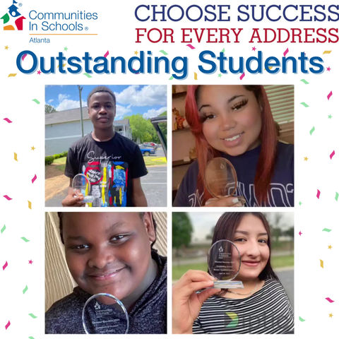 CIS of Atlanta Announces Choose Success 2021 Outstanding Students