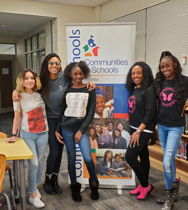 CIS of Atlanta Helps Young Ladies Transition into Teen Years