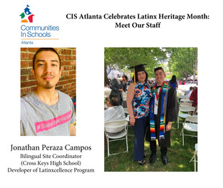 Latinx Heritage Month: Meet the Staff, Jonathan Peraza Campos