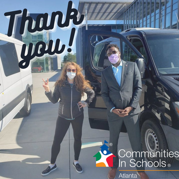Thank You, Mercedes-Benz USA, for Your Generosity!