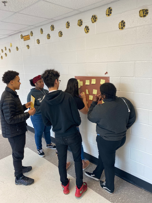 CIS of Atlanta Site Coordinator Creates New Program for Teens Based off Escape Room Concept