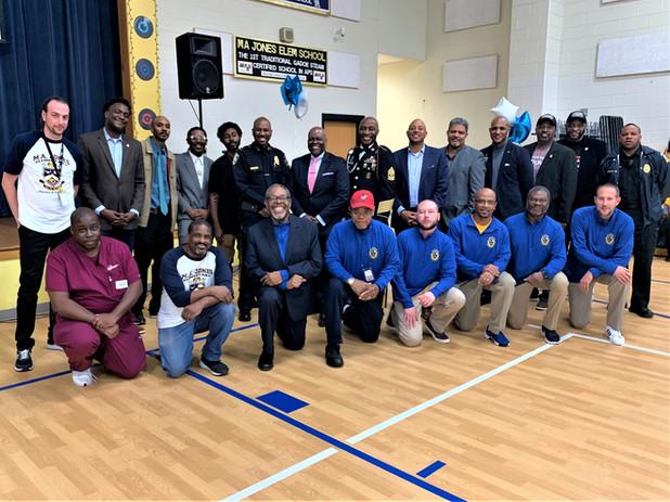 CIS of Atlanta CEO Mentors Elementary School Scholars During Inspirational Program
