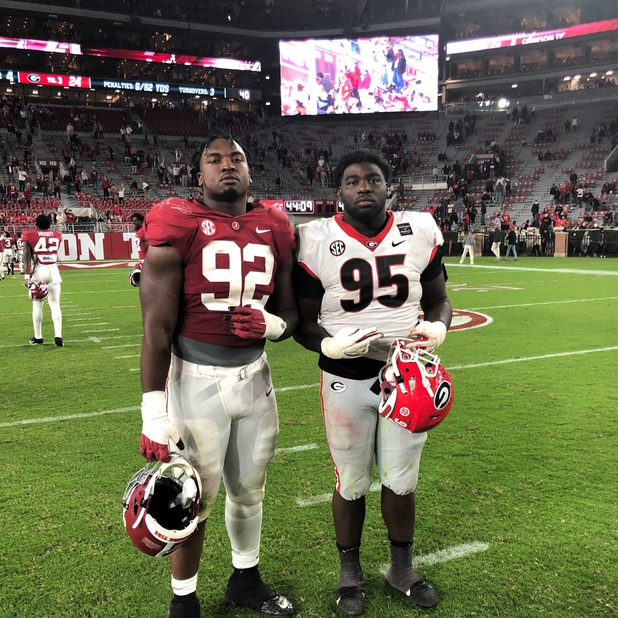 CIS of Atlanta Alums Compete Against Each Other in College Football Game