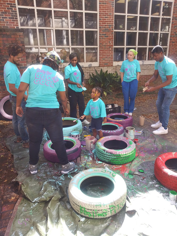CIS Phoenix Academy Students are Learning Gardening and Sustainability