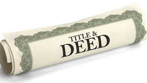 Title vs. Deed of a Property