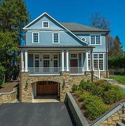 Old Glebe Arlington Virginia Homes