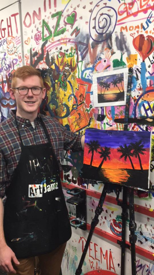 ArtJamz Paint Party 6