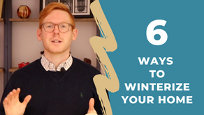 6 Ways To Winterize Your Home This Winter