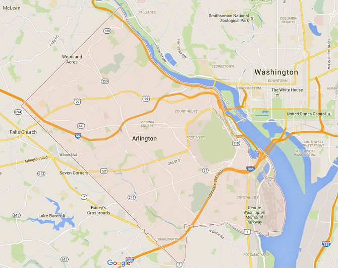 Arlington Virginia Sites