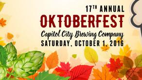 Cap City Oktoberfest 2016