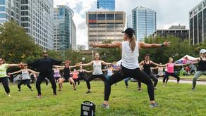 Discover Arlington Fitness + Wellness Festival Recap