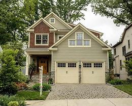 Bluemont Arlington Virginia Homes