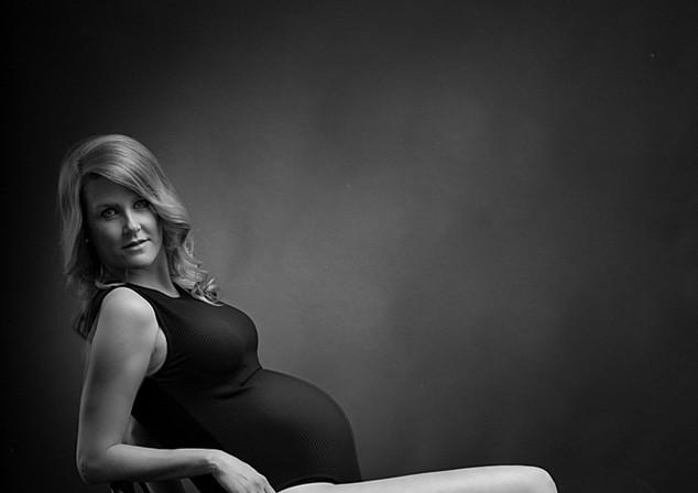 Zwangerschapsportret Wageningen