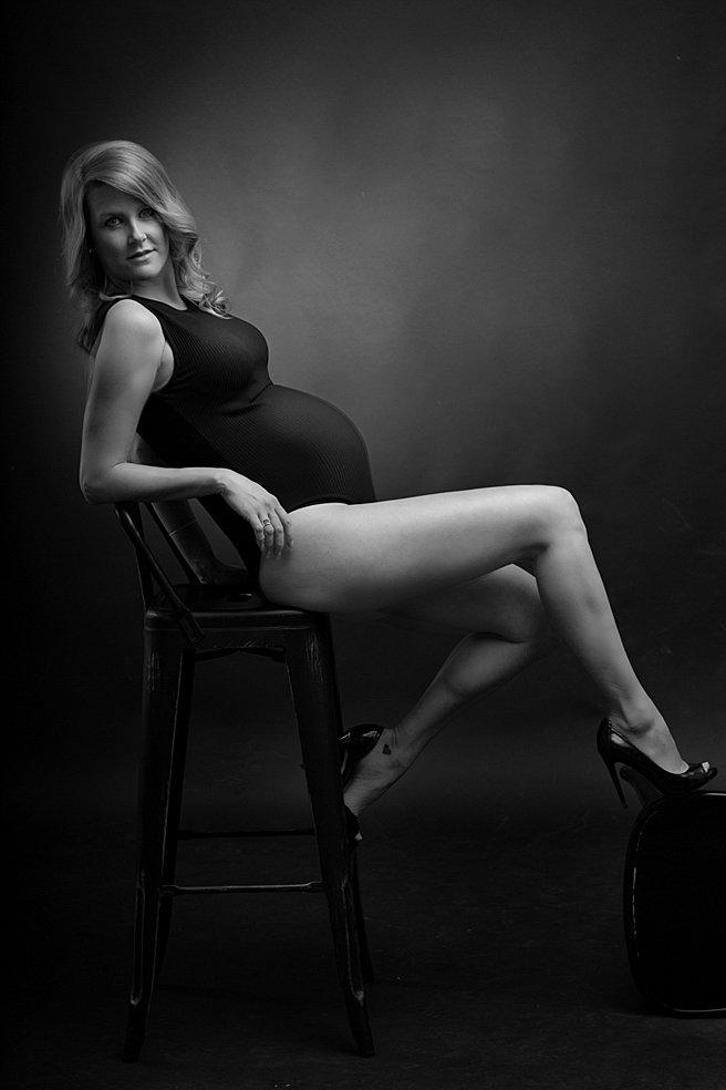 Zwangerschaps portret