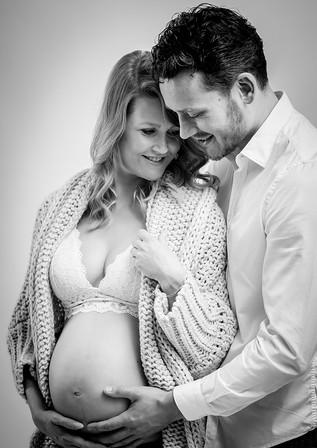 Zwangershap fotosessie Wageningen