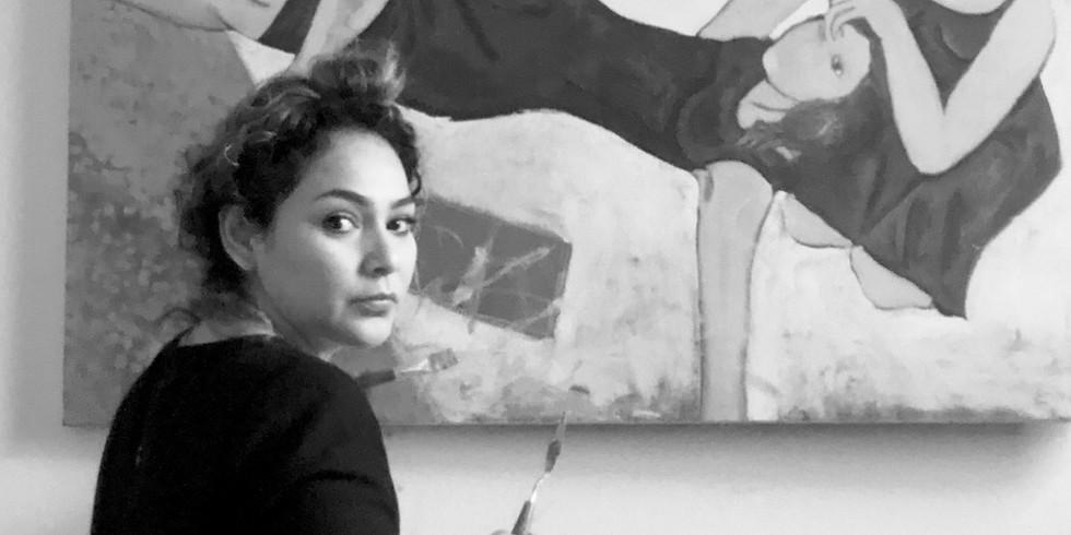 Acrylic Painting with Elizabeth Sanchez