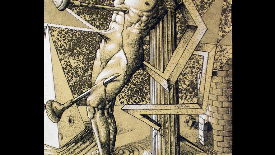 St. Sebastian of the Engravers - 2004