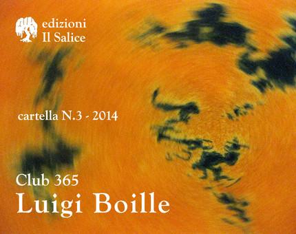 Luigi Boille - 2014