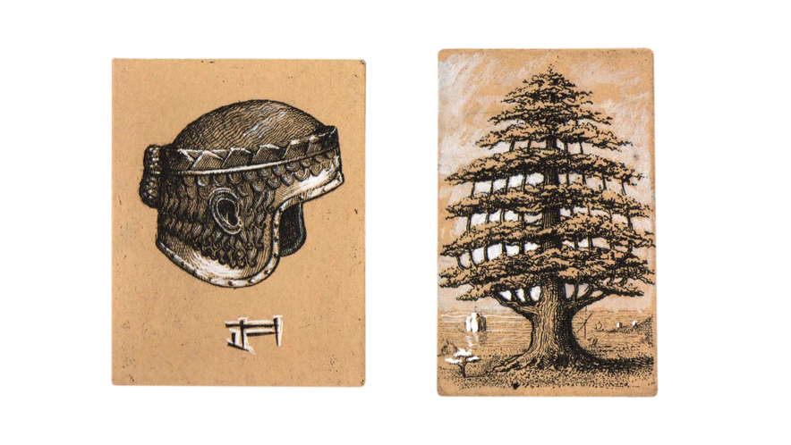 SAG / Lebanese Cedar - 2007