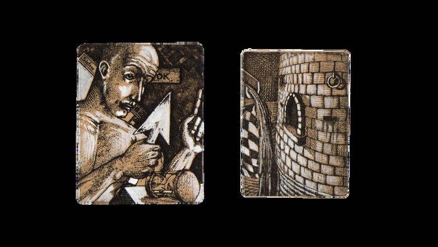 Quantum indicator / The tower - 2003