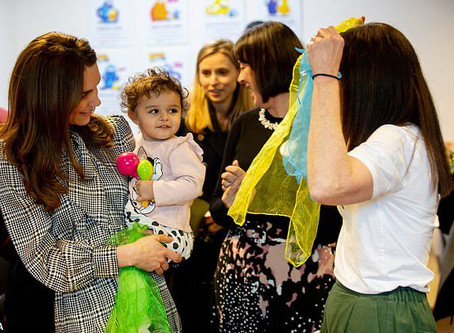 Duke and Duchess of Cambridge visit Bradford