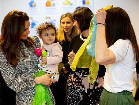 Duke and Duchess of Cambridge visit Bradford