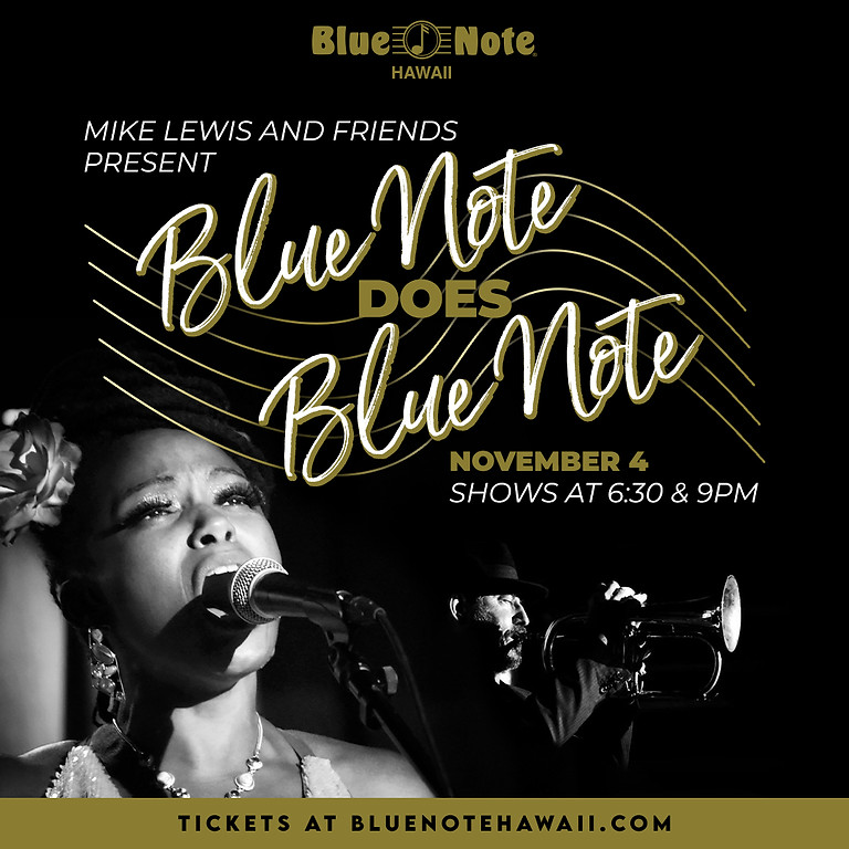 Blue Note Does Blue Note