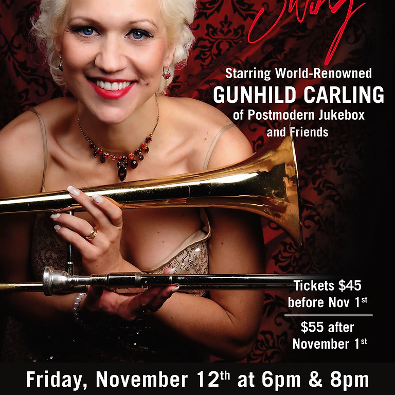 Queen of Swing: Gunhild Carling