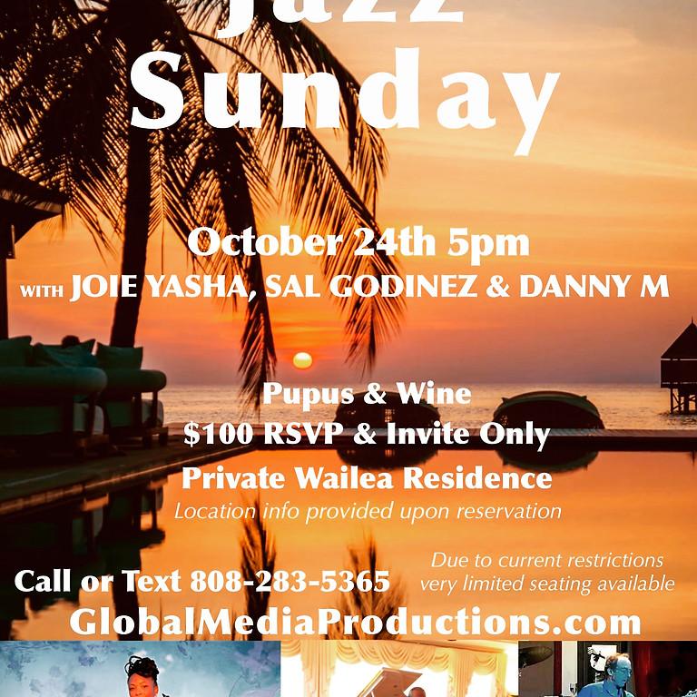Jazz Sunday Wailea