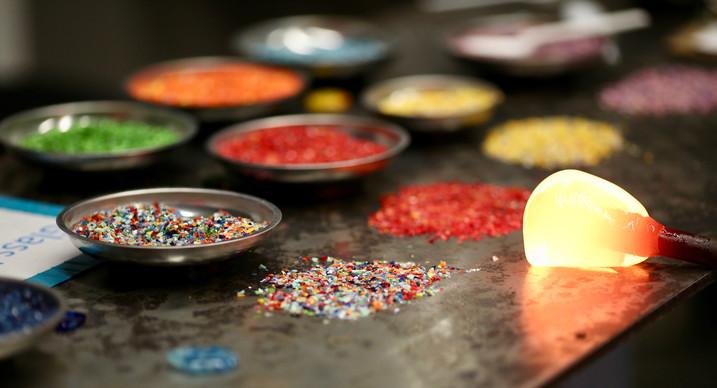 colourful treasures