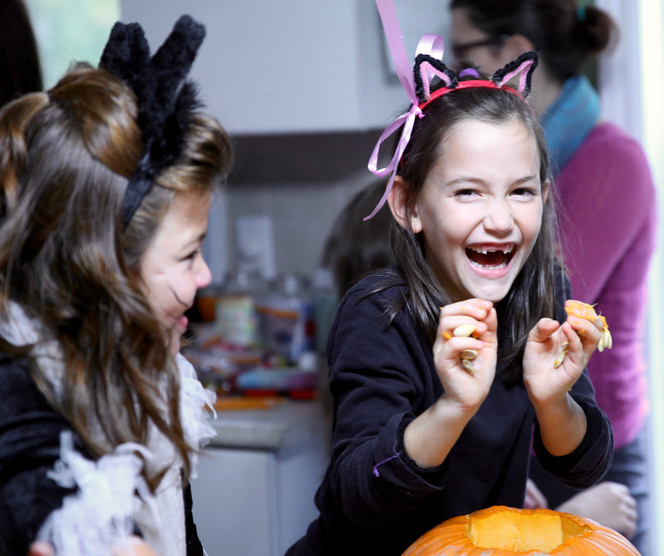 pumpkin giggles i