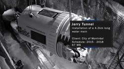Tunnel Jarry