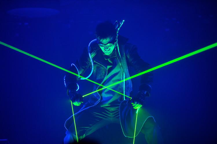 MZ laser