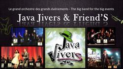 JAVA JIVERS & Friend'S