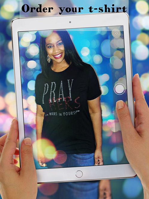 PrayHers T-shirt