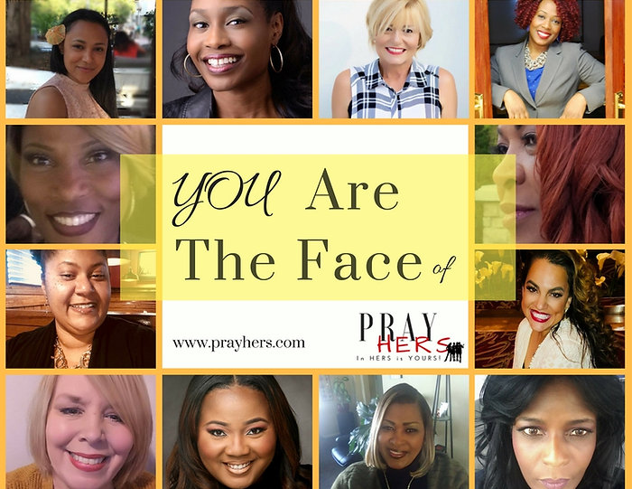 The face of PrayHers