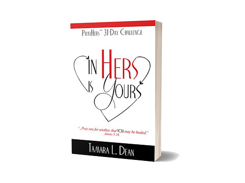 In HERS is YOURS~ The PrayHers 31-Day Challenge