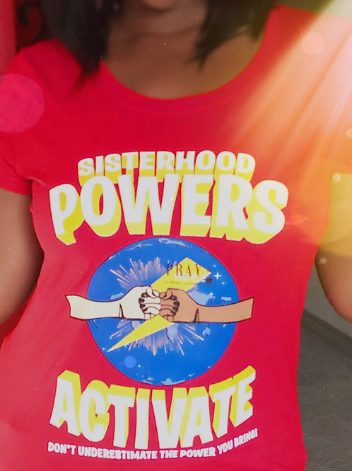 Sisterhood power activate