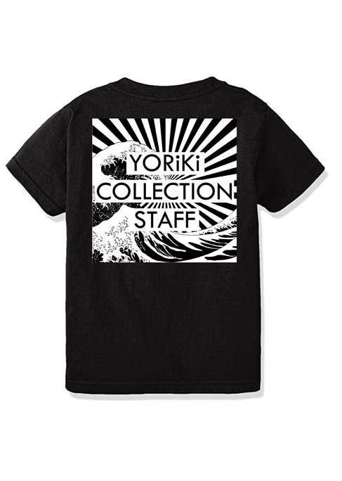 YOURiKi COLLECTION STAFF Tシャツ