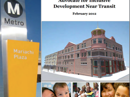 Throwback Thursday: 2012 Legal Guide to Equitable TOD