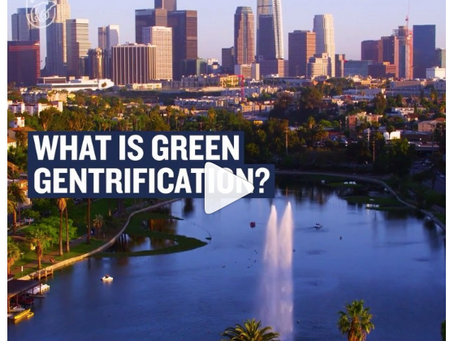 LA's Challenge: Equitable Development Along the River