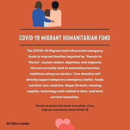 Al Otro Lado Migrant Humanitarian Fund