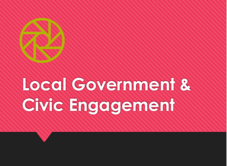 Local Government & Community Engagement: Where to Start?