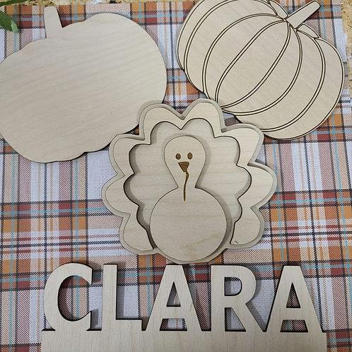 Children's Holiday DIY Kit