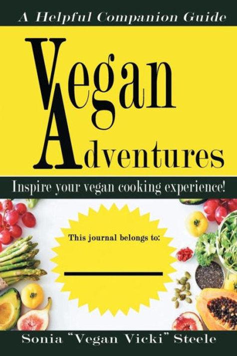 Vegan Adventures Journal