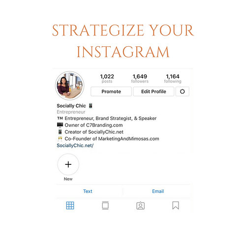 Strategize Your Instagram Guide